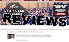 Rock Star Testimonials